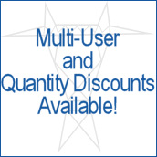 Multi-User and Quantity Discounts available on all our power line calculators